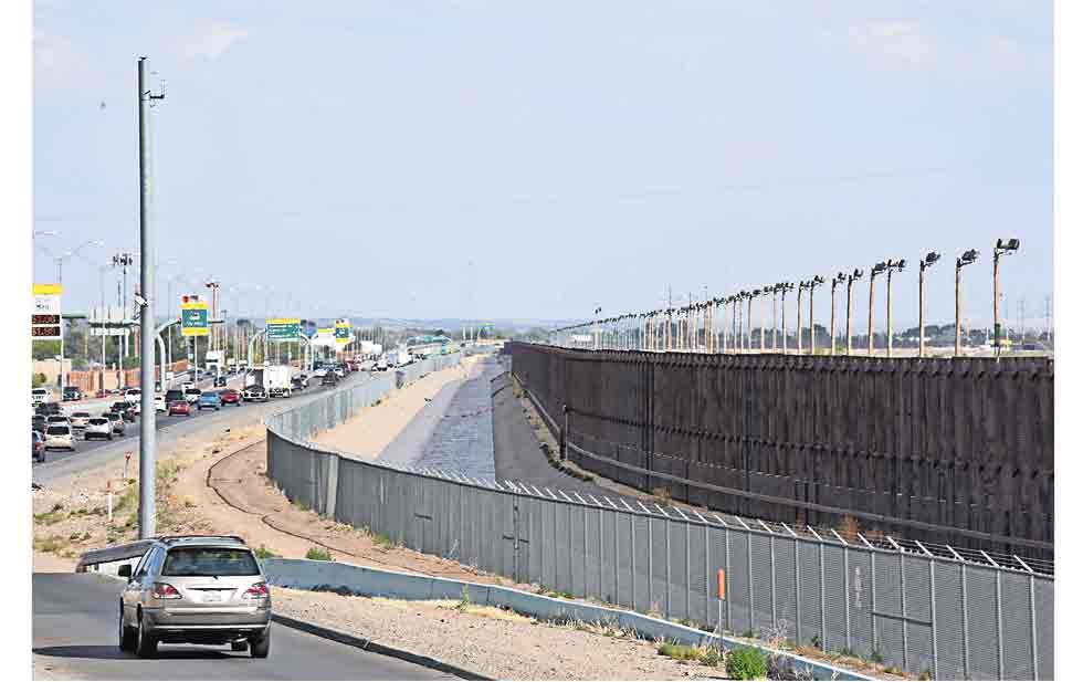Resultado de imagen de muro fronterizo méxico eeuu